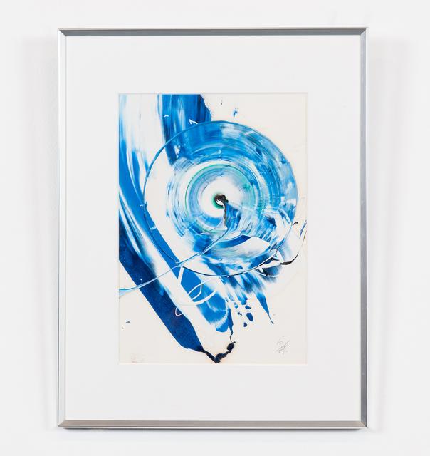 , 'Work (Blue Spiral),' , H.ARTS COLLECTIVE