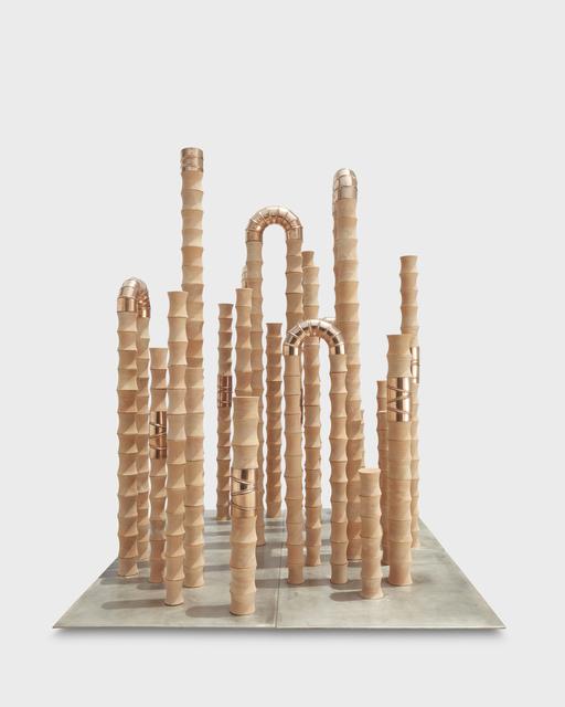 , 'Planta (Composición 1),' 2018, 80M2 Livia Benavides