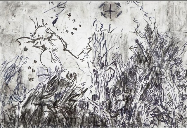 , 'Weeds VI,' 2010, DANESE/COREY