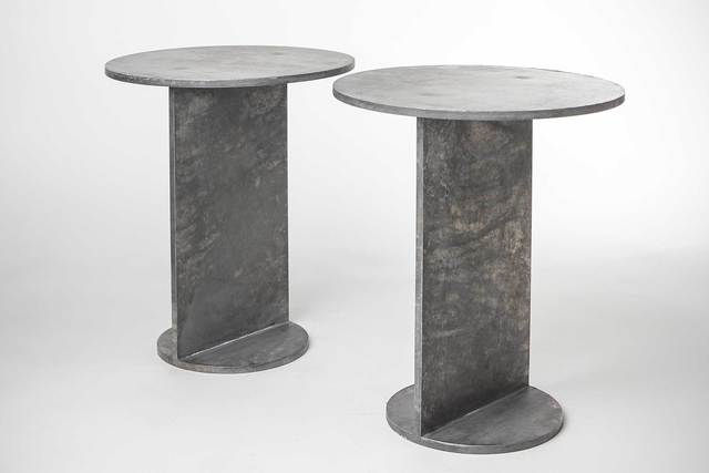 ", '""Eero"" table,' 2014, Casati Gallery"