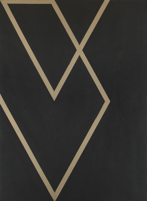 , 'Cordova Diamond Drill,' 1967, Berry Campbell Gallery