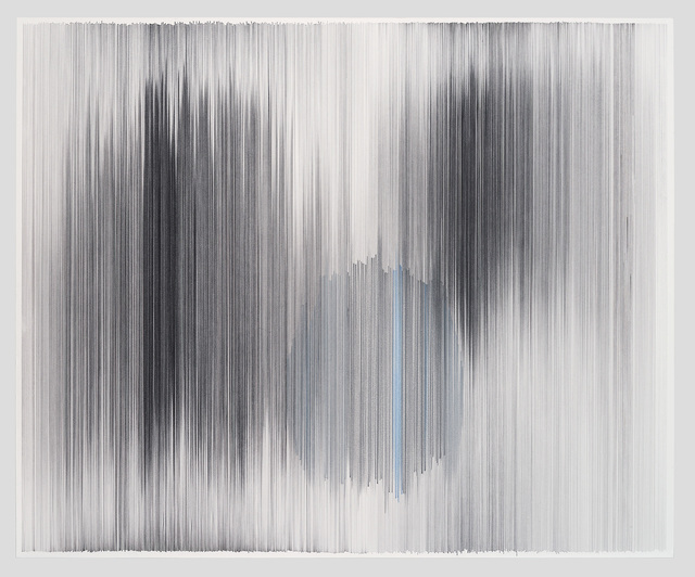 , 'motion drawing 32,' 2014, Carrie Secrist Gallery