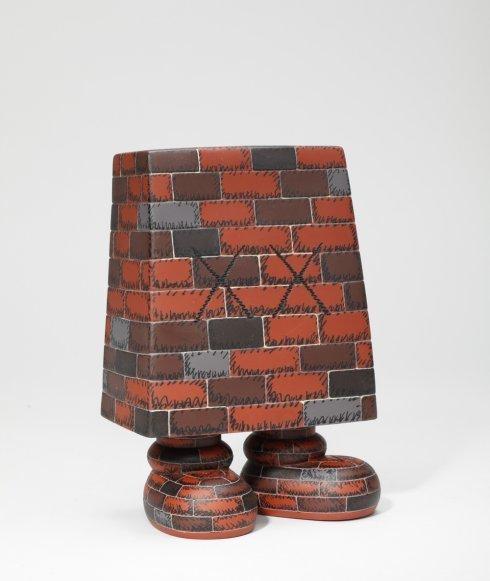 KAWS, 'Wonderwall (Red)', 2010, MSP Modern