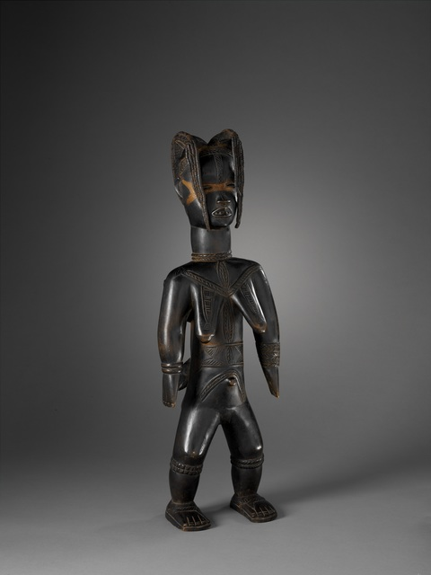 , 'Maternité (Maternity) ,' First part of 20th century , Musée du quai Branly