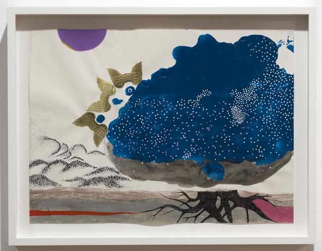 , 'Adbar X,' 2015, Tiwani Contemporary