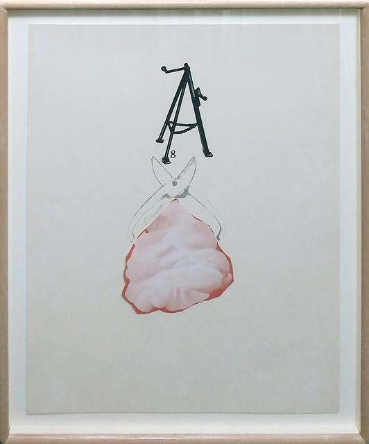 Jim Dine, 'TOOL BOX 2', 1966, Gallery Art