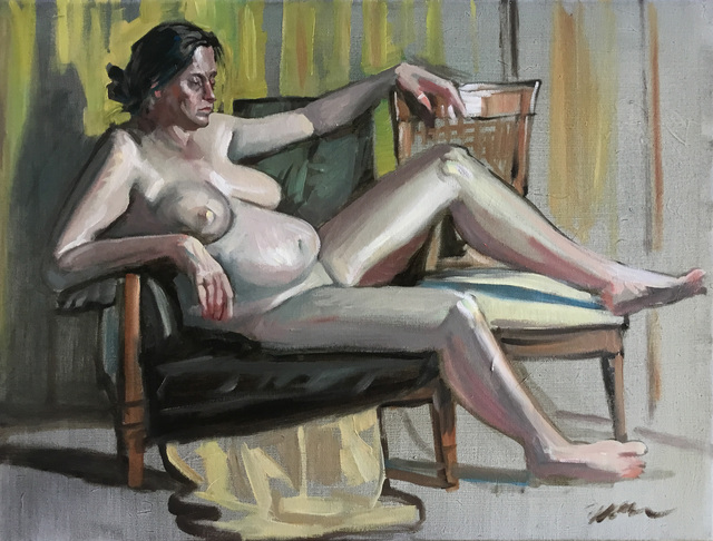 , 'Untitled (Mary Ann Reclined),' , Ro2 Art