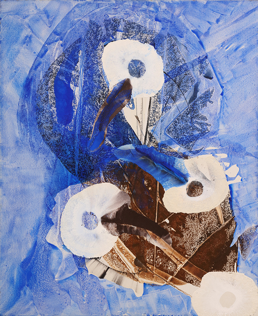 , 'Lapis Bloom,' 1998, Bill Lowe Gallery
