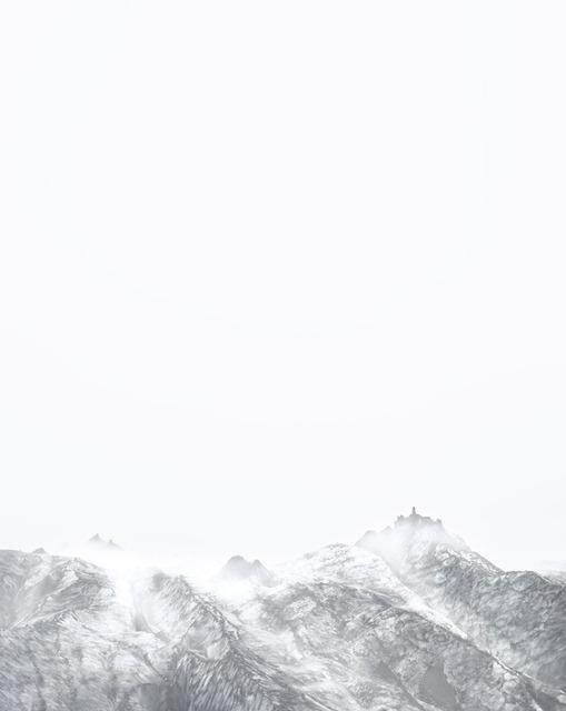 , 'Sólheimajökull, Plate III, Iceland,' 2010, Rosier Gallery