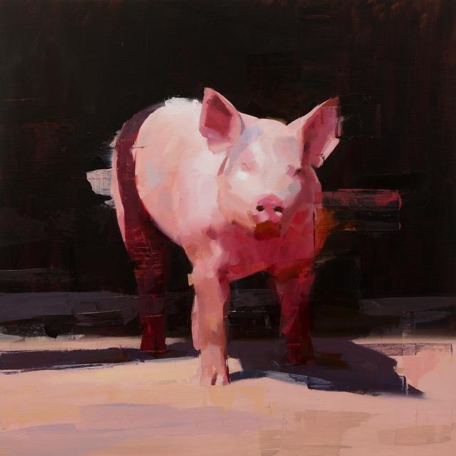 , 'Pig,' 2017, Gallerí Fold