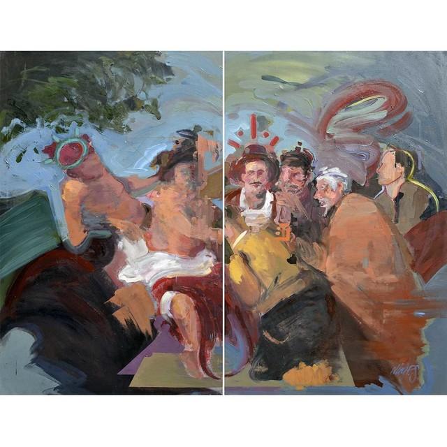 , 'Bakcheia,' 2018, Artig Gallery
