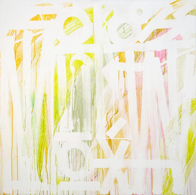 RETNA, 'Untitled ', 2017, Maddox Gallery