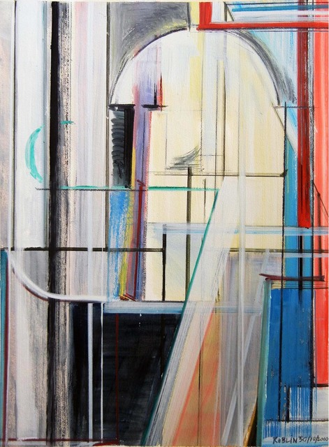 Richard Roblin, 'Urban Adventure', 2000, Galerie d'Orsay