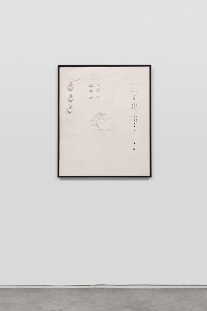 , 'Right Ears, Quartz Crystals and Holes,' 2019, White Cube