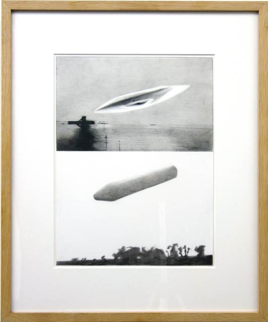 , 'Sightings#2 (UFO),' , CLEAR EDITION & GALLERY