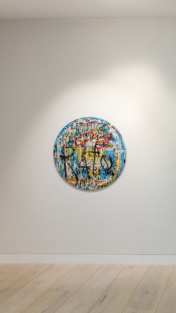 , 'Let It Go,' 2017, John Martin Gallery