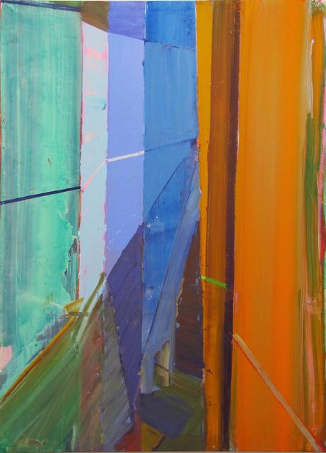 , 'Kletterhalle – door to the river  ,' 2014, G2 Kunsthalle