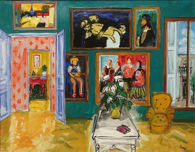 , 'Bouquet de fleurs,' 1988, Galeria Jordi Pascual