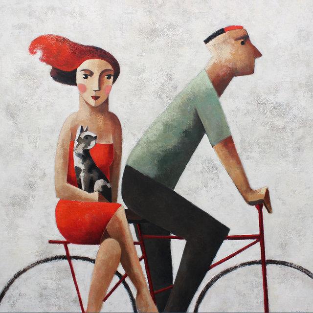 , 'Llévame,' , GALERIA JORDI BARNADAS