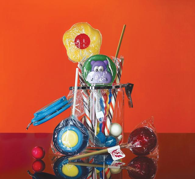 , 'L'ippopotamo al Tramonto,' 2015, Bernarducci Meisel Gallery