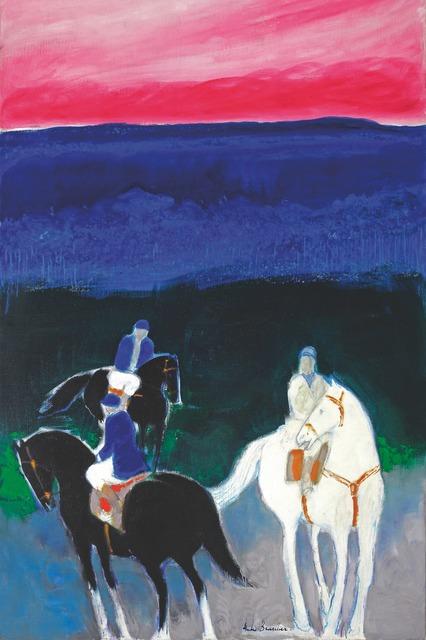 , 'Les Cavaliers de Loupeigne,' 1980-2011, Opera Gallery