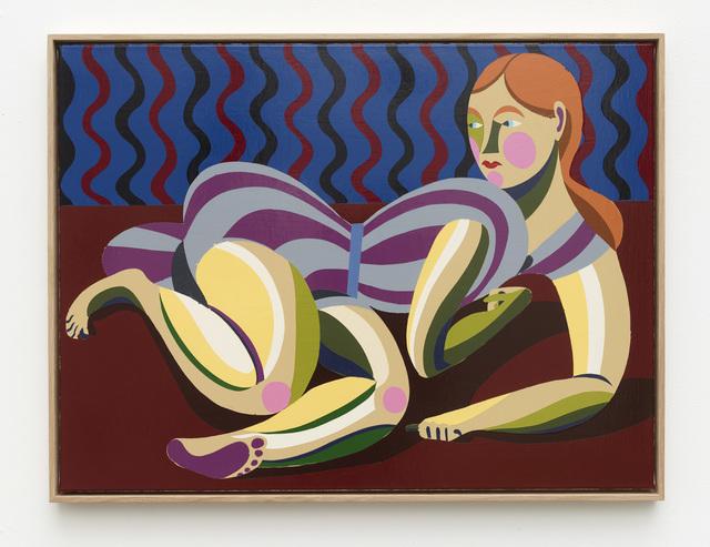 , 'Untitled (II),' 2015, Galleri Nicolai Wallner