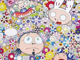 Takashi Murakami, 'Creative Mind', Ode to Art