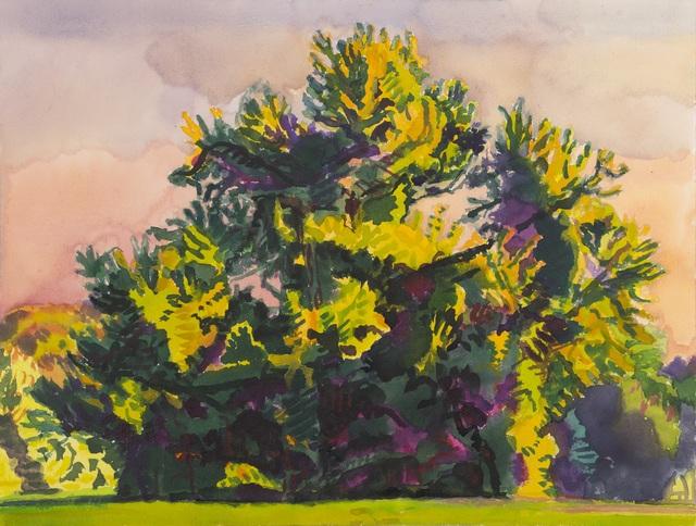 , 'Monumental Tree - Serena's Tree,' 2000, New York Studio School