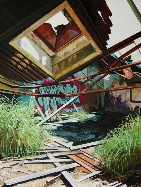 Jessica Hess, 'Sweeney Ridge IV', 2019, Hashimoto Contemporary