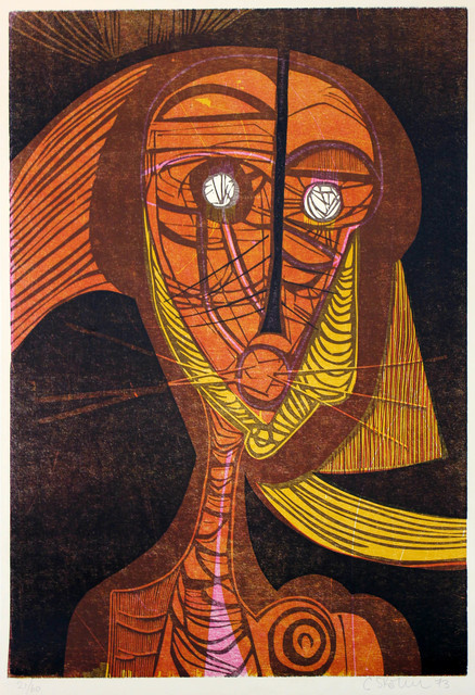 , 'Untitled,' 1973, The South African Print Gallery