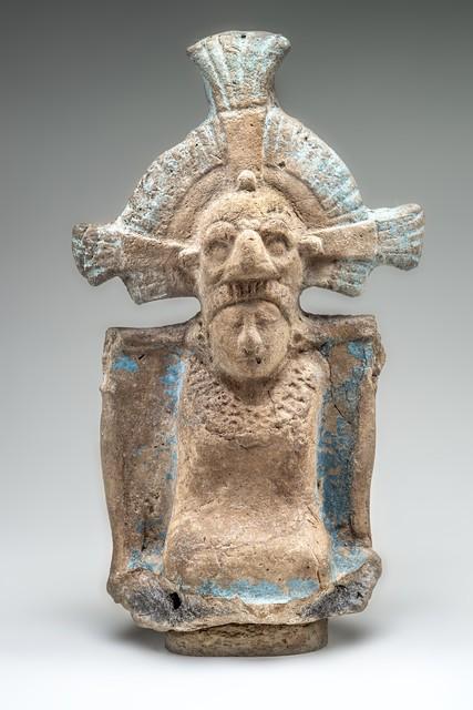 , 'Figurine,' 600-900 AD, Musée du quai Branly