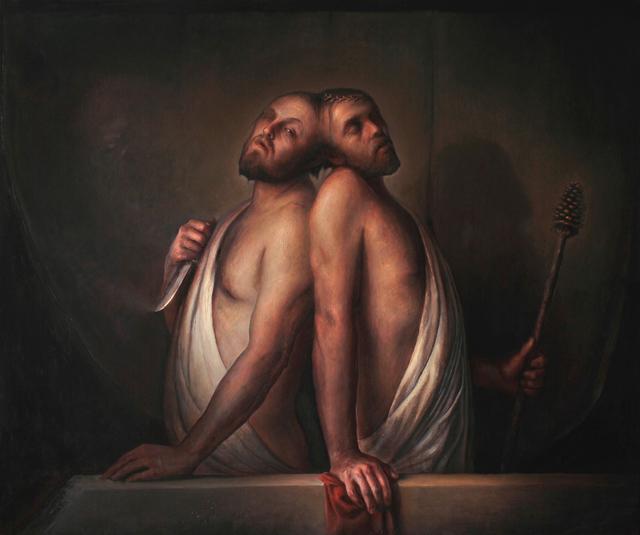 , 'Craniopagus,' , Booth Gallery