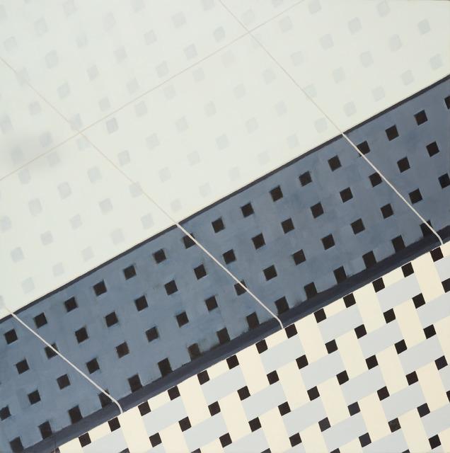 , 'Untitled (Tiles #2),' 1970, Thomas Deans Fine Art