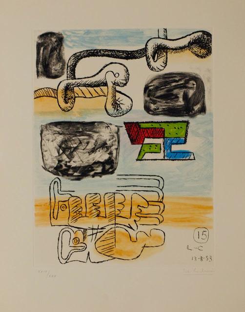 , 'Unité,' 1963-1965, Artgráfico