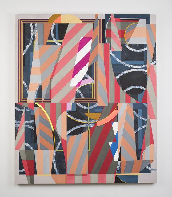 , 'Bixler,' 2017, Rachel Uffner Gallery
