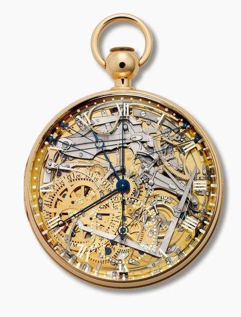 , ''Marie-Antoinette' watch,' 2005-2008, Legion of Honor
