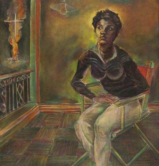 , 'Untitled (Isabelle in Black Dress),' 1982, DAG