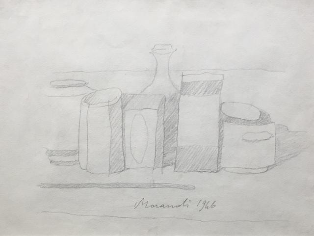 , 'Natura morta,' 1946, Barbara Mathes Gallery
