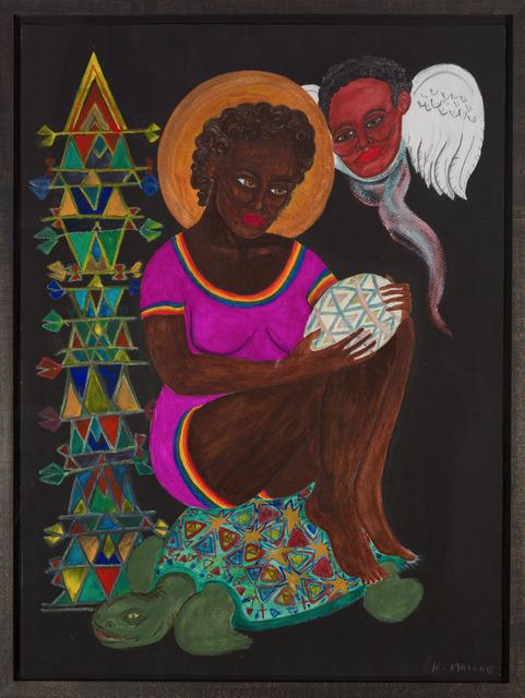 , 'yamuna,' 2017, Kate Oh Gallery