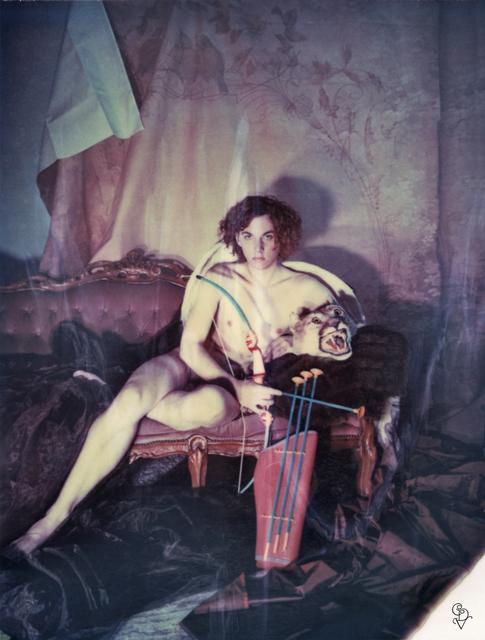Carmen de Vos, 'The Hunter', 2013, Instantdreams