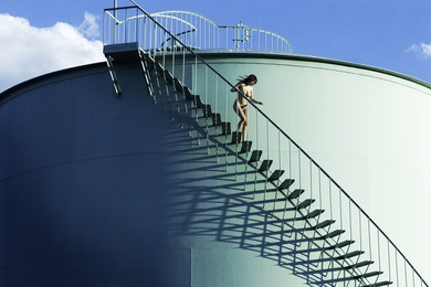 Ryan McGinley, 'Seafoam Staircase,' 2015, Choice Works Benefit Auction 2015