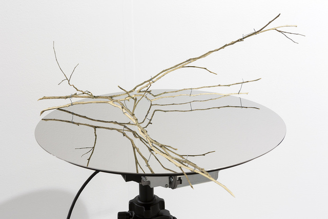 , 'Rotating Table / Speculative Device,,' 2018, Mendes Wood DM