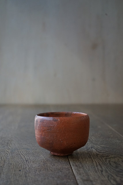 , 'Aka Chawan (Tea Bowl) ,' , Kami ya Co., Ltd.