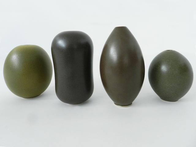 , 'San Gottardo Vases,' 2014, DEMOSMOBILIA