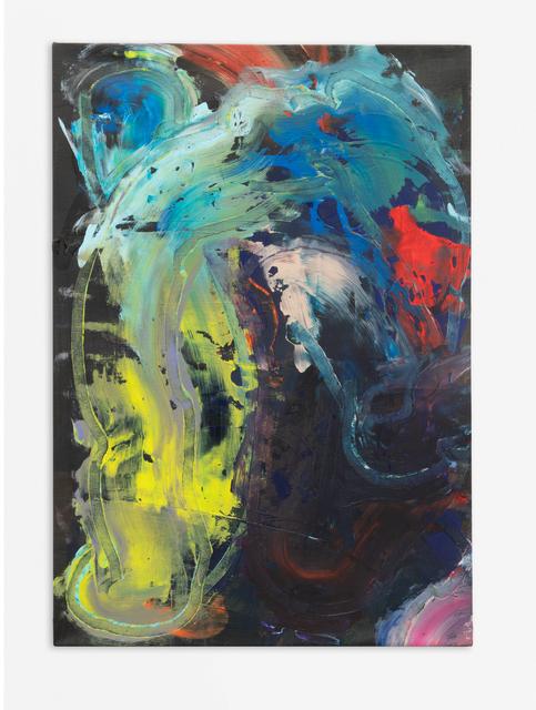 , 'Northern lights,' 2018, bitforms gallery