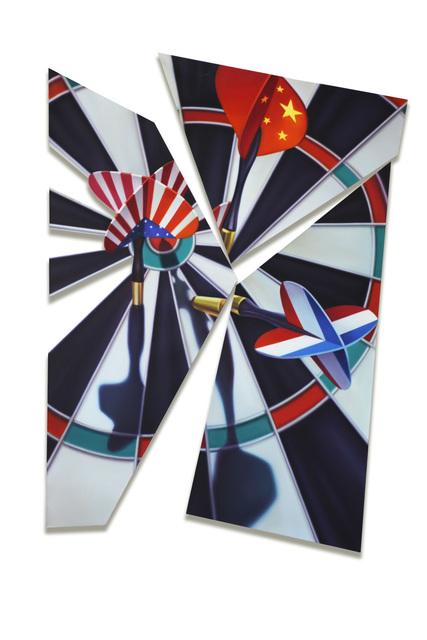 , 'Carnival No.2,' 2010, Klein Sun Gallery