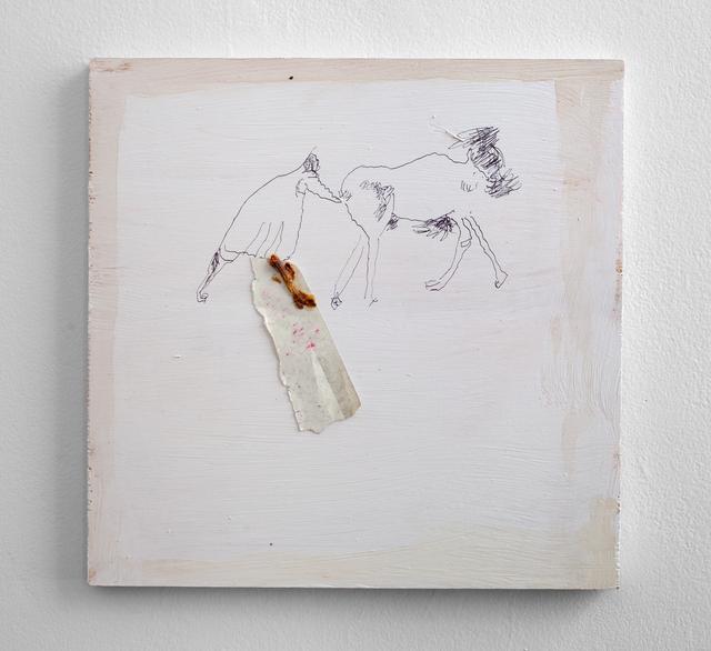 , 'Untitled,' 2016, Honey Ramka