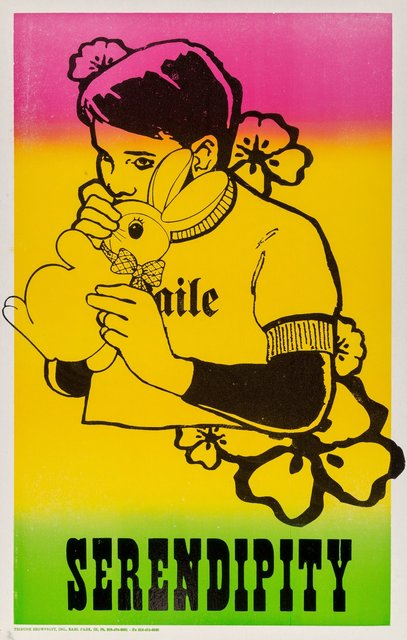 FAILE, 'Serendipity', 2001, Other, Moderate wear and creases to the extreme edges. Unframed. <br>, Heritage Auctions