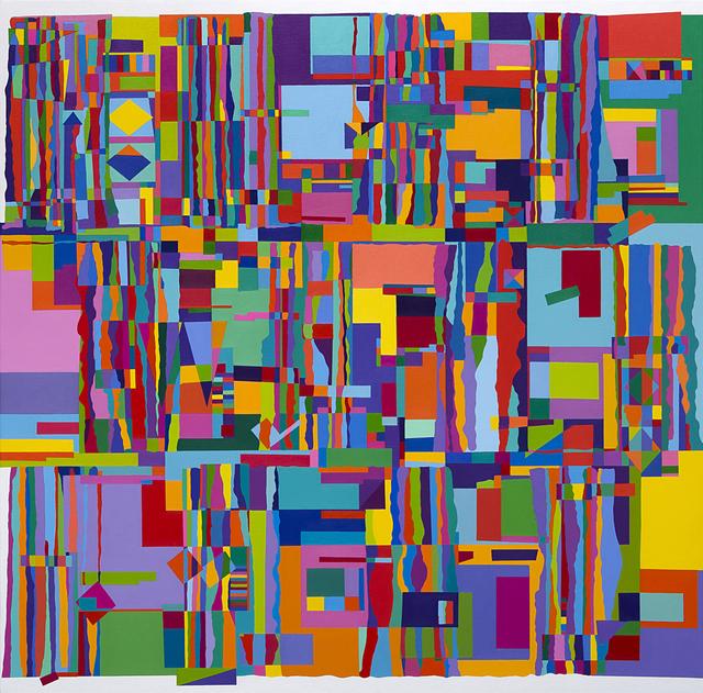 , 'Studio/House,' 2017, Lora Schlesinger Gallery