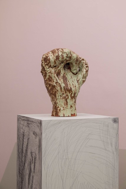 , 'Boxing Glove,' 2018, Asya Geisberg Gallery